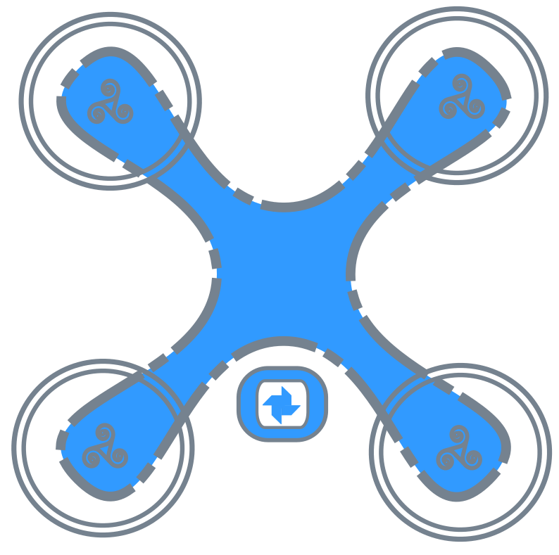 Dronotique – Conception de drones sur mesures