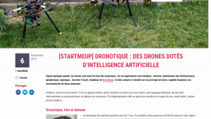 <span class='p-name'>Dronotique avec Le Poool, La French Tech Rennes – St Malo</Spanne>